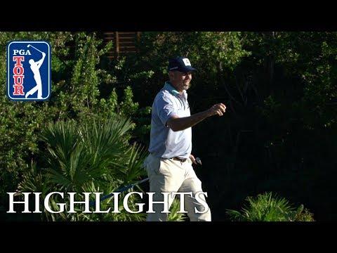 Matt Kuchar Round 2 highlights from Mayakoba