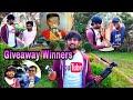 10k Subscribers Giveaway Winners || #foodloversgang