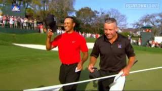 Tiger Woods in 2008: Season of Dominance