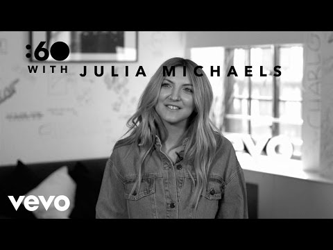Julia Michaels - :60 With (Vevo UK)