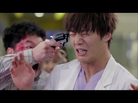 Emergency Couple Ep2: Jin-hee takes courage and tries to save Chang-min.