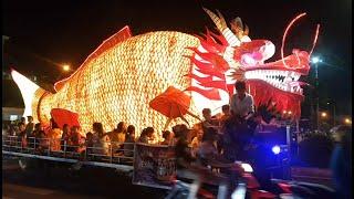 Đêm 13/8 Trung Thu Tuyên Quang 2020 - Tất cả mô hình đã xuống phố