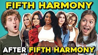College Kids React To Fifth Harmony Solo Careers (Where Are They Now?)