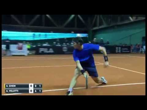 Velotti Strikes Final Hot Shot En Route To Curitiba Challenger Title 2016