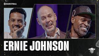 Ernie Johnson | Ep 92 | ALL THE SMOKE Full Episode | SHOWTIME Basketball