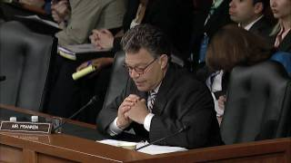 Senator Franken Questioning Solicitor General Elena Kagan
