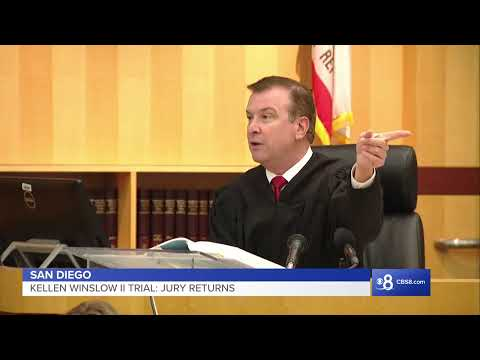 Kellen Winslow II Trial: Jury returns | Monday, June 10