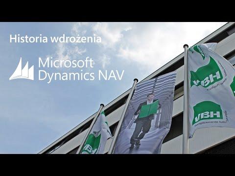 Wdrożenie systemu ERP Microsoft Dynamics NAV w firmie VBH Polska