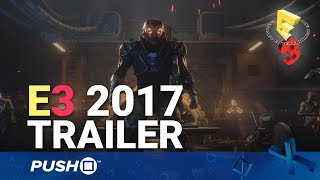 Anthem Gameplay Reveal Trailer | PlayStation 4 | E3 2017