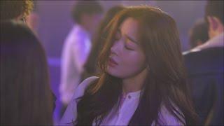 [Rosy lovers] 장미빛 연인들 38회 - Han Sunhwa, dance at the club and collapsed   한선화, 클럽에서 춤추다 쓰러져 20150222