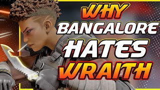 Why Bangalore Hates Wraith (Explained!) : Apex Legends Season 9 Lore