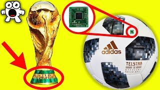 Top 20 Things You Didn't Know About The  World Cup