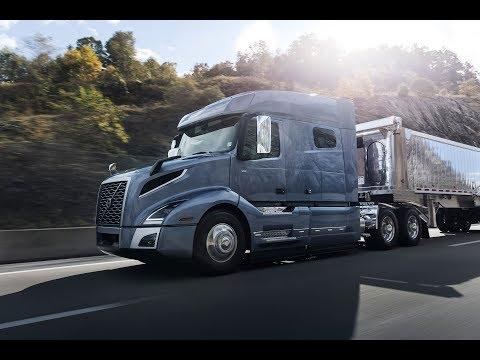 Volvo Trucks - The new Volvo VNL - Exterior Walkaround