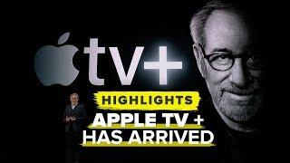 Apple's TV Plus event highlights