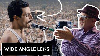 Cinematographer Explains 3 Different Camera Lenses | Vanity Fair