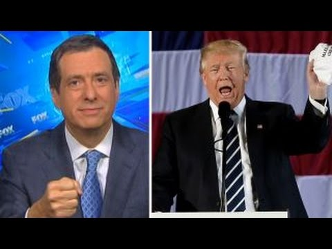 Kurtz: Trump keeping street-fighting ways