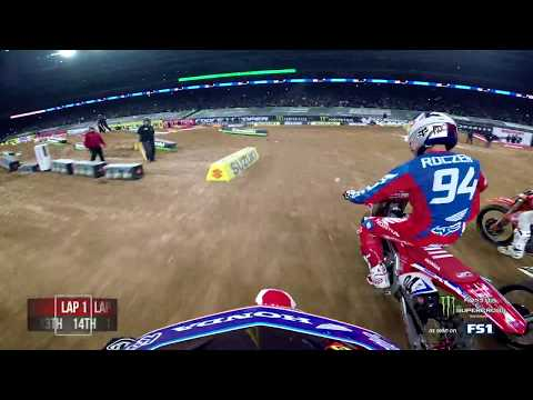 AMA SX Houston 2018 - OnBoards