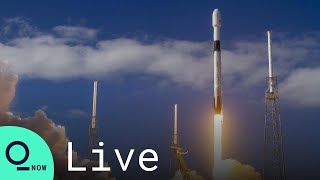 LIVE: SpaceX Launches Falcon 9 Rocket With New Batch of Starlink Satellites