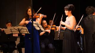 New York Classical Symphony Orchestra  Concerto for Violin and Oboe in D Minor I Allegro