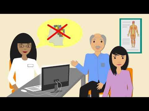 деменция: Диагностика и лечение
