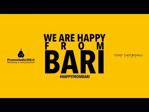 Baixar We Are Happy From BARI - Pharrell Williams #HAPPYDAY