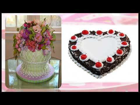 online cake with real flower in Pune