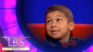 Meet The 5-Year Old Genius Raphael | Little Big Shots Australia