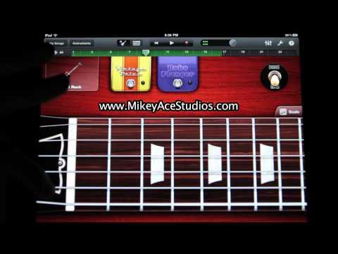 Ipad 1 vs Ipad 2 Garageband Ipad 2 Garageband Guitar vs