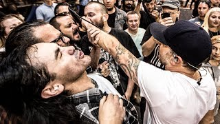 Rise Against w/ Jeremy Bolm or Touché Amoré - Minor Threat - Skatelab - Simi Vallely, CA