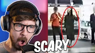 Reacting To The Scariest Videos On The Internet #2