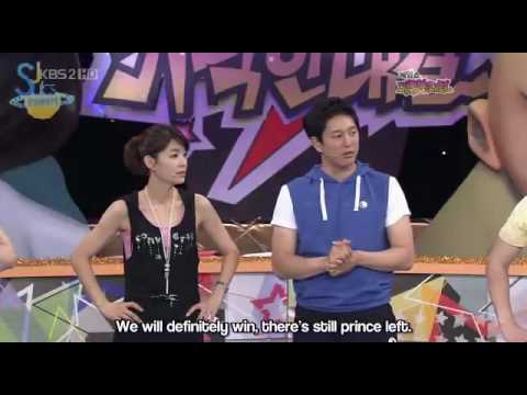 [ENGSUB] 090510 Unbelievable Challenge Eunhyuk Cut