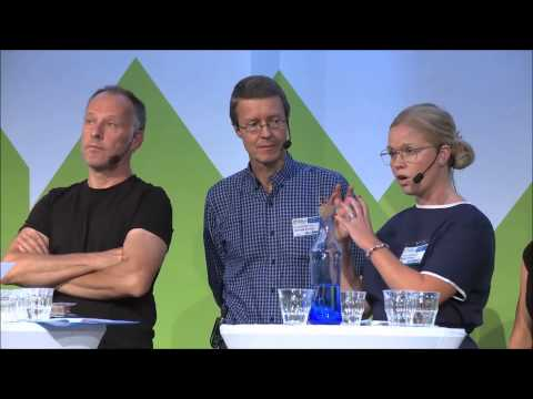 SGBC13 - Debatt: Bostäder och lokalbyggnader som producerar sin egen el