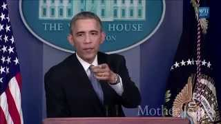 President Obama Only Calls on Women During his Final Press Conference