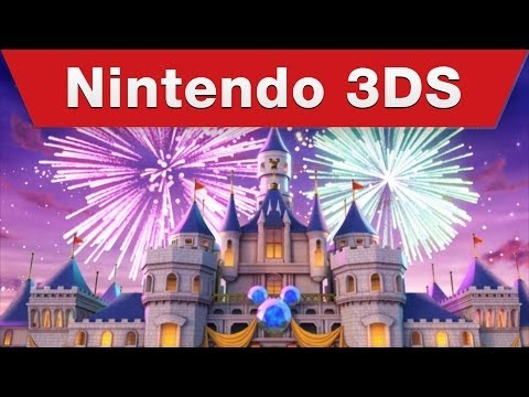 Nintendo 3DS - Disney Magical World Trailer