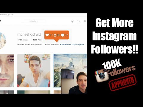 How To Get More Followers On Instagram - Tutorial 2017