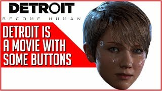 Detroit: Become Human Hands On Impressions