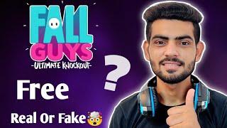 Fall Guys Free?🤯 Real Or Fake!