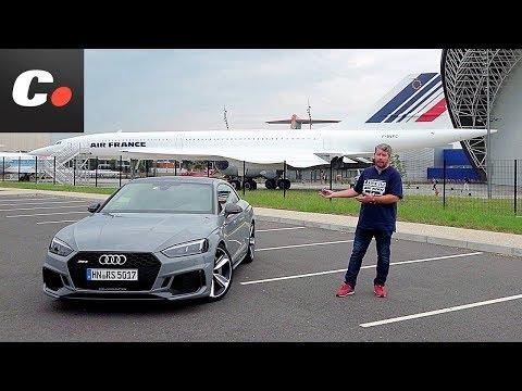 Audi RS5 Coupé 2017 (y Audi S5) | Primera prueba / Test / Review en español | Contacto | Coches.net