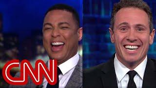 Cuomo explains his 'lasagna of lies' analogy to Lemon