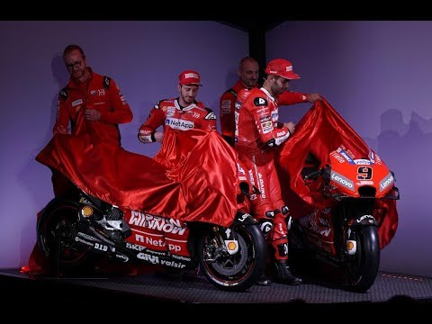2019 Ducati Team presentation