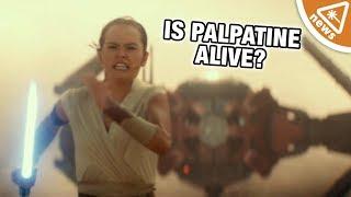 How Did Palpatine Return for STAR WARS: THE RISE OF SKYWALKER?!? (Nerdist News w/ Jessica Chobot)