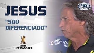 Jorge Jesus após título da Libertadores com o Flamengo: 'Sou diferenciado'