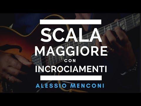Esercizi di  incrociamento - Alessio Menconi
