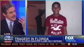 Trayvon Martin Hoodie Apology By Geraldo Rivera