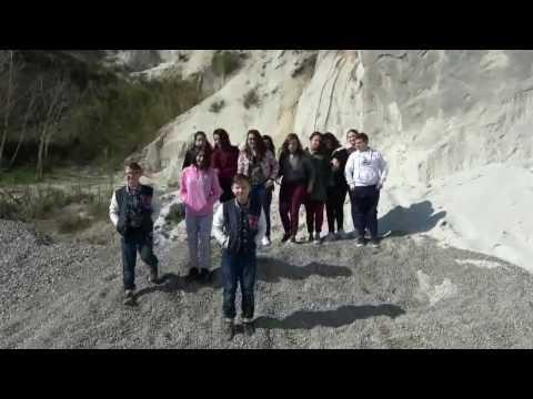 Scuola Secondaria di Cessaniti - Visita alla cava di sabbia di Cessaniti 23-03-2017