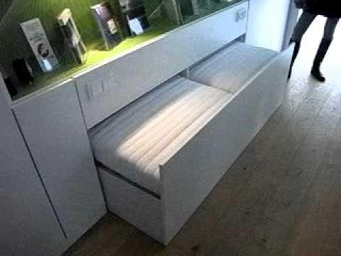 schrankbett youtube. Black Bedroom Furniture Sets. Home Design Ideas