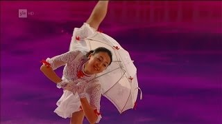 Mao Asada - Closing Gala - 2013 World Figure Skating Championships - Real HD video