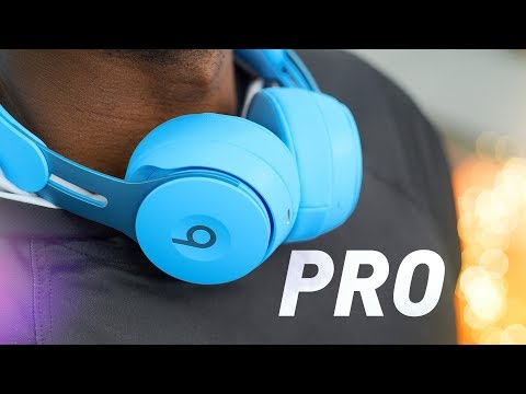video Beats Solo Pro Headphone Review: Forget About the Noise