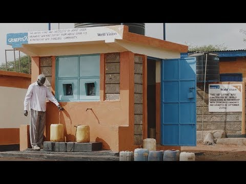 Easy and sustainable access to clean water changes everything