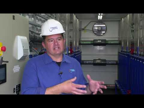 Dynamic Water Technologies CEO Mike Boyko explains how the Dynamic Scale Reactor saves the LA City Hall millions of gallons of water each year.
